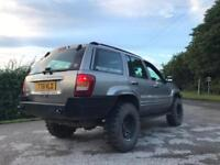 Jeep Grand Cherokee Off Roader