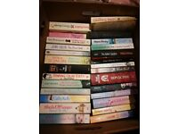 Mixed selection of books (50+)