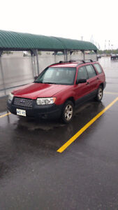 2006 Subaru Forester Hatchback
