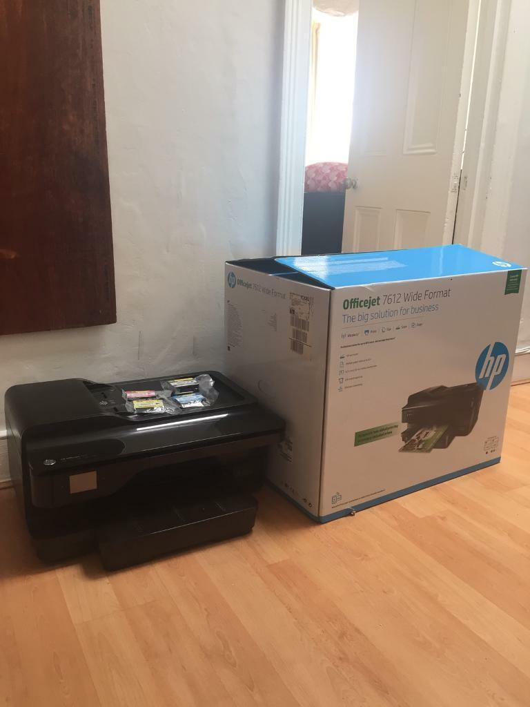 HP Officejet 7612 wide format A3 printer/scanner