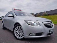 "Vauxhall Insignia 2.0 CDTI 160bhp Elite Sat-Nav! Leather! L.E.D. Running Lights, Xenons, 18"" Alloys"