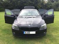 BMW 5 series 520d F10. Full BMW service history 2012