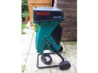 Bosch 200HP Shredder