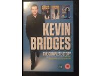 BRAND NEW Kevin Bridges The Complete Story Box Set