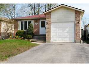 4 bedroom Bungalow with walk out to deck!!!