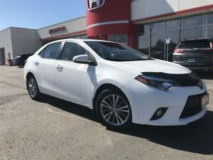 2014 Toyota Corolla LE| ONE OWNER| ACCIDENT FREE| LOCAL TRADE