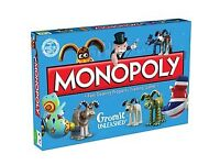Gromit unleashed Monopoly