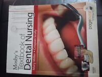Mosby's Textbook of Dental Nursing (used - 2011 edition)