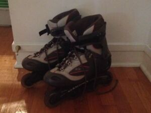 Salomon Roller Blades Men size 10.5