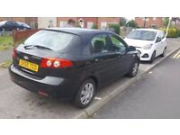 Chevrolet Lacetti 1.4 (2006) only 48015 miles