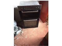 £50 Beko Double Oven.