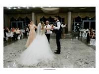 Wedding dress size 6-8
