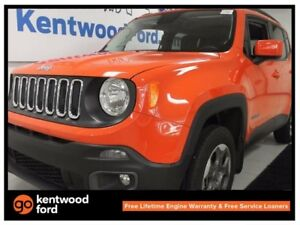 2015 Jeep Renegade North, sunroof, back up cam, power seats. Bri
