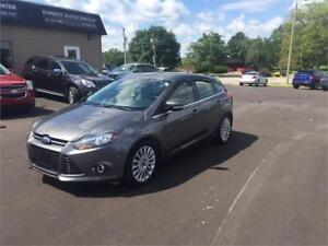 2012 Ford Focus Titanium LOADED ONLY 90KM MINT