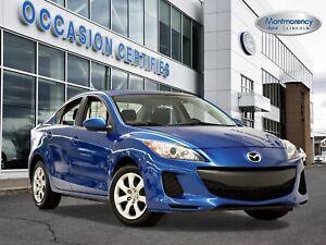 2013 Mazda Mazda 3 GX MANUELLE+MAGS