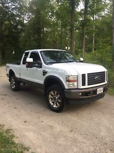 08 Ford 250 Super Duty