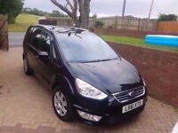 2012 ford galaxy 2.0 tdci zetec automatic spares or repairs excellent condition