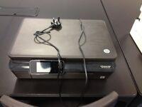 Printer Scanner HP Photosmart 5520 All-in-one Black Colour Inkjet Wireless