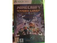 Xbox 360 mine craft story mode