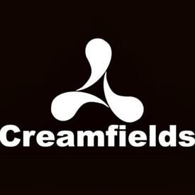 Creamfields 2 Day Camping Ticket