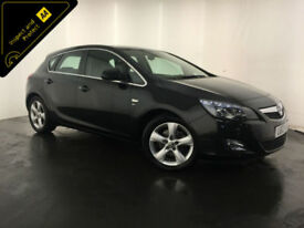 2012 VAUXHALL ASTRA SRI CDTI ECOFLEX DIESEL SERVICE HISTORY FINANCE PX WELCOME