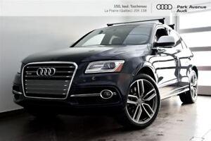 2014 Audi SQ5 3.0 TFSI TECHNIK NAV+B&O+ TOIT PANO !