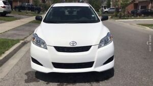 2012 Toyota Matrix Hatchback