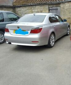 Very nice 2005 bmw 530d sei auto fsh hpi 12 mths mot lots of new parts must see bagin