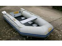 WAVECO 260 INFLATABLE DINGHY/TENDER