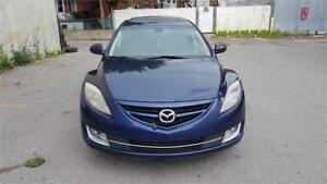 Belle Mazda6 2010,A/C,grpe electric,mag,toit,demareur,2.5L 4999$