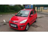 HYUNDAI I10 COMFORT..NEW MOT * £19 Per Week £O Deposit * 2009 Petrol Manual