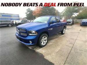 2017 Dodge Ram 1500 Brand New 2017 Ram 4 Door Sport Only $34,995