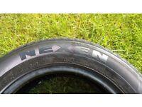 Nexen CP641 car tyre