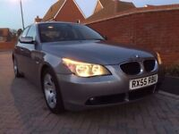 BMW 5 Series 2.0 520d SE 4dr VERY GOOD CONDS & FULL SERVICE BARGAIN!!!!! ONLY £3895