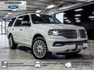 2016 Lincoln Navigator Select, Navigation, moonroof, reverse sen
