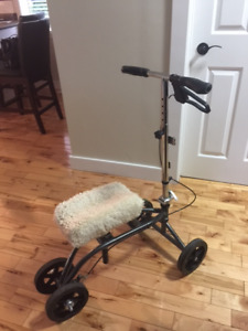 KNEE SCOOTER  $150.00