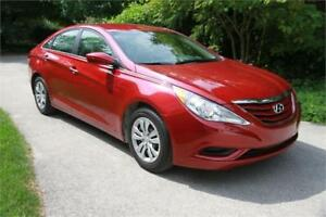 2011 HYUNDAI SONATA  LIMITED **LEATHER+SUNROOF**