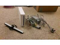 Nintendo Wii, Wii fit board and 9 games