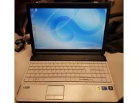 Fujistu lifebook Silver A series laptop