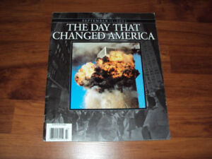 SEPTEMBER 11, 2001 THE DAY THAT CHANGED AMERICA MAGAZINE
