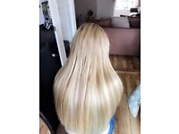 Beautiful Remy Hair extensions