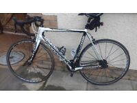 Cannondale Supersix road bike... not Trek Felt Scott Giant