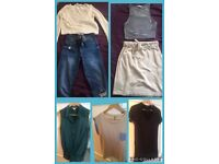 Clothing package, size 6-8