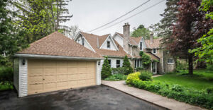 Picturesque Rockwood -  An Eclectic Home with Stunning Grounds