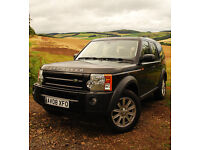 Landrover Discavery 3 For Sale Very Good Condition Scot-Sure Warranty
