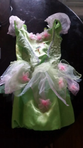 Tinker bell costume 2t asking 10$ has wings
