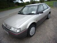1993 ROVER 216 SLI 1.6 16V FULL 12 MTHS MOT HONDA ENGINE MANUAL