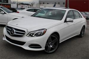 2014 MERCEDES E250 4MATIC/AWD BLUETEC CAMERA 360, NAVIGATION,