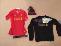 Liverpool Football club items (6 Items!!)