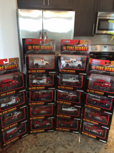 GORGI FIRE HEROES collectables